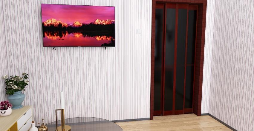 My first work Interior Design Render