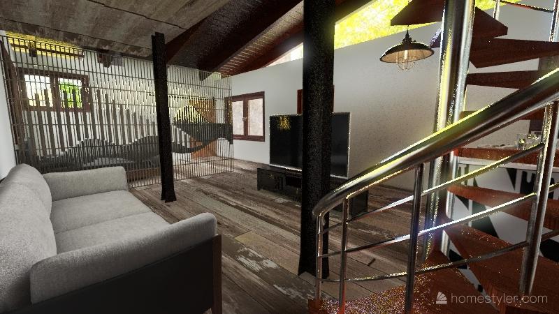AR @itap Interior Design Render