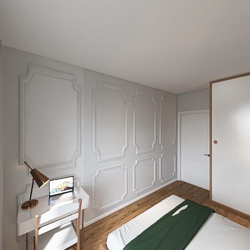 JSK Interior Design Render