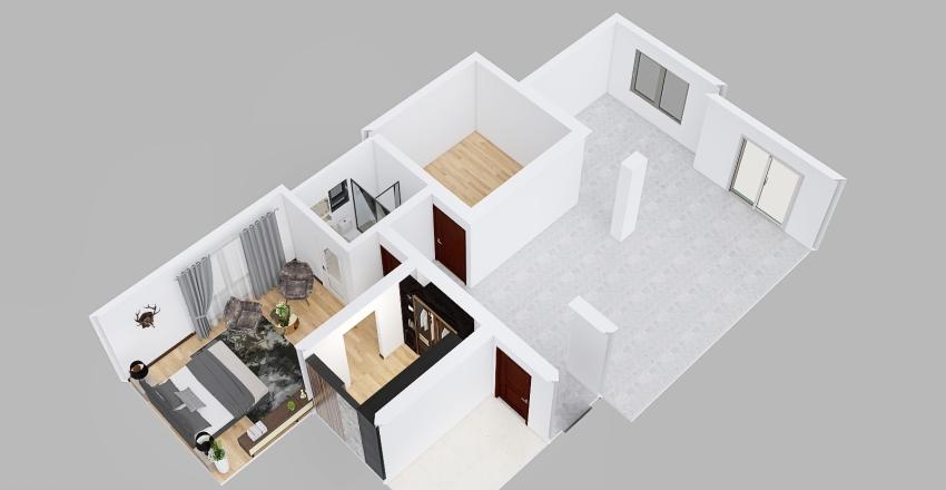 jojo Interior Design Render
