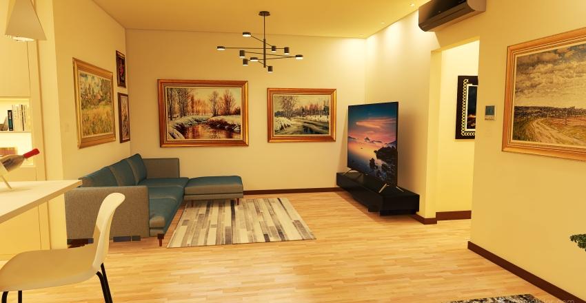 Copy of SANT'ANTONIO redux FOLLE REVISIONE Interior Design Render