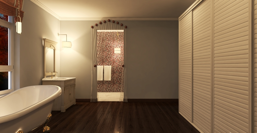 Out of Plan Interior Design Render