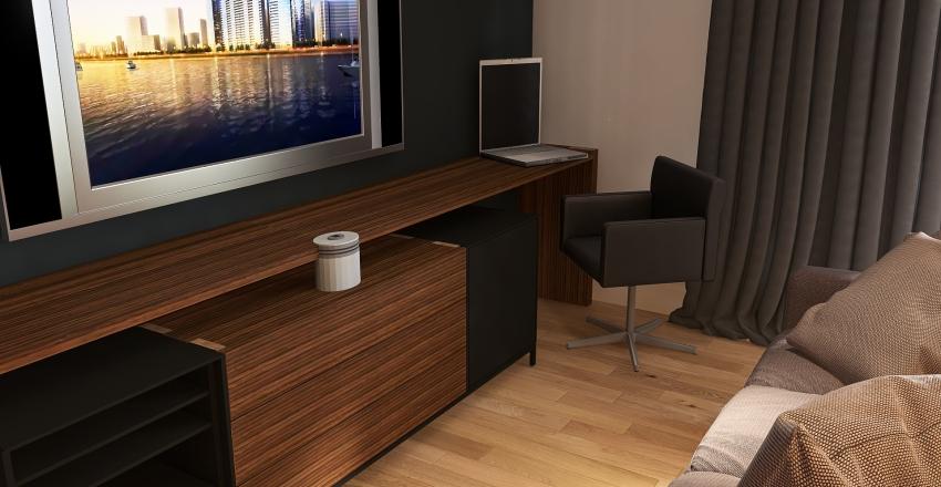 #HSDA2020Residential ДОМ РАЙТ 1 Interior Design Render