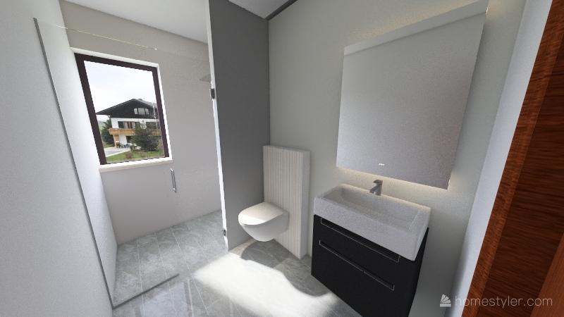 koupelna_1NP Interior Design Render