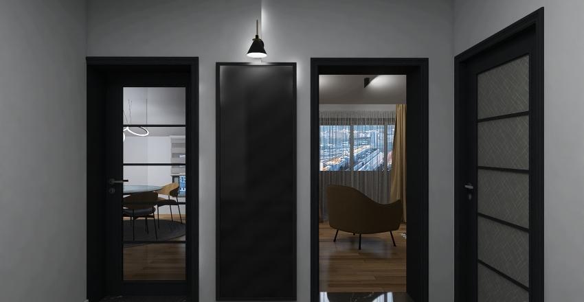 dejan potkrovje Interior Design Render