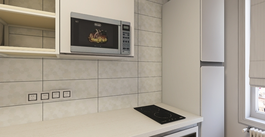 Kitchen_6.7m_METOD_2_Ilja Interior Design Render
