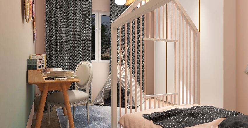 owi Interior Design Render