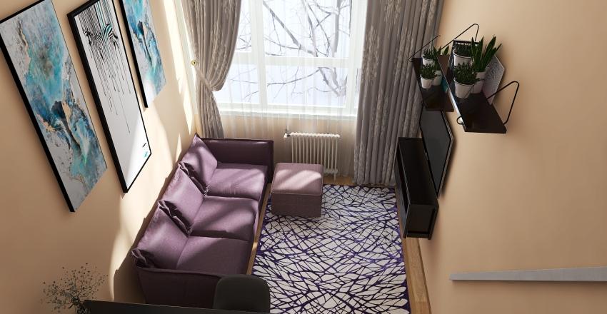 new real Interior Design Render