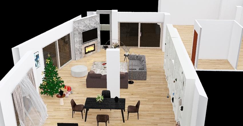 salone_copy Interior Design Render