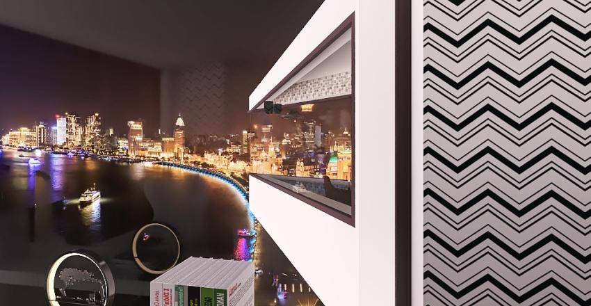 Polygon Interior Design Render