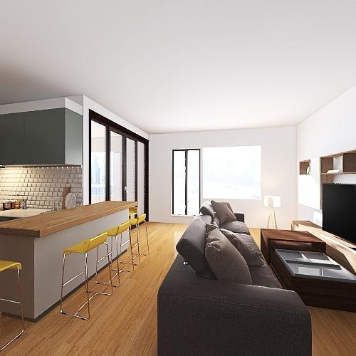 aga2021 Interior Design Render