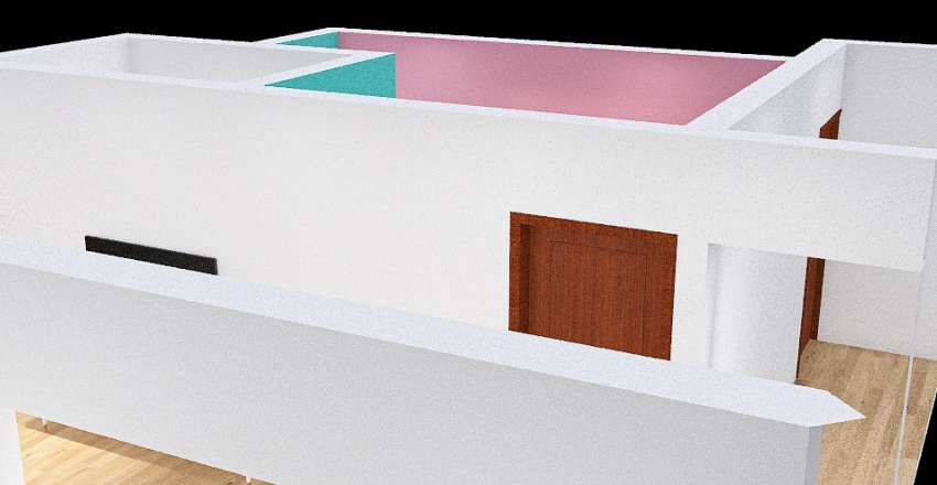 Milan-T601 Interior Design Render