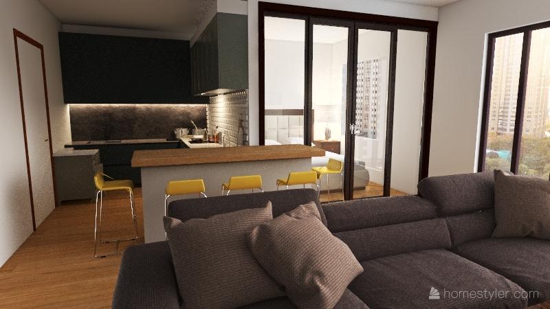 a1b2c3 Interior Design Render