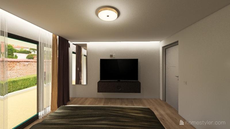 Etaj_Casa Interior Design Render