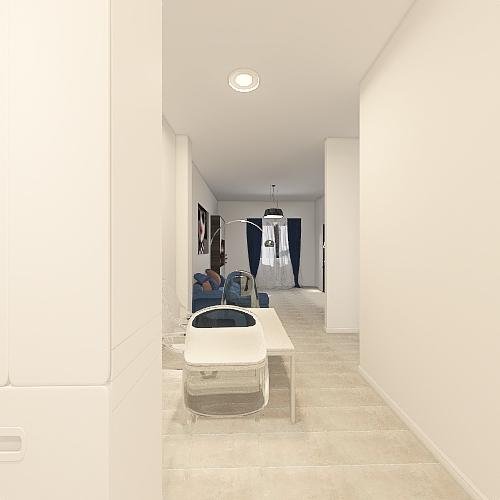 Via Terminio 10 Interior Design Render