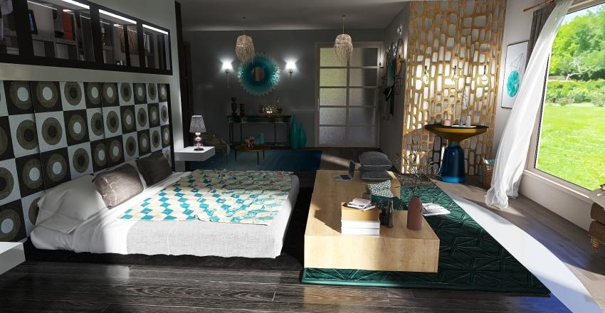 sdb12 Interior Design Render