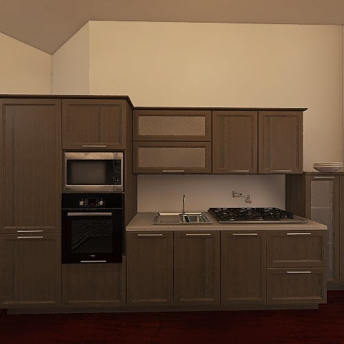 """""""You my friend, got yourself a partridge in a pear tree."""" Interior Design Render"""
