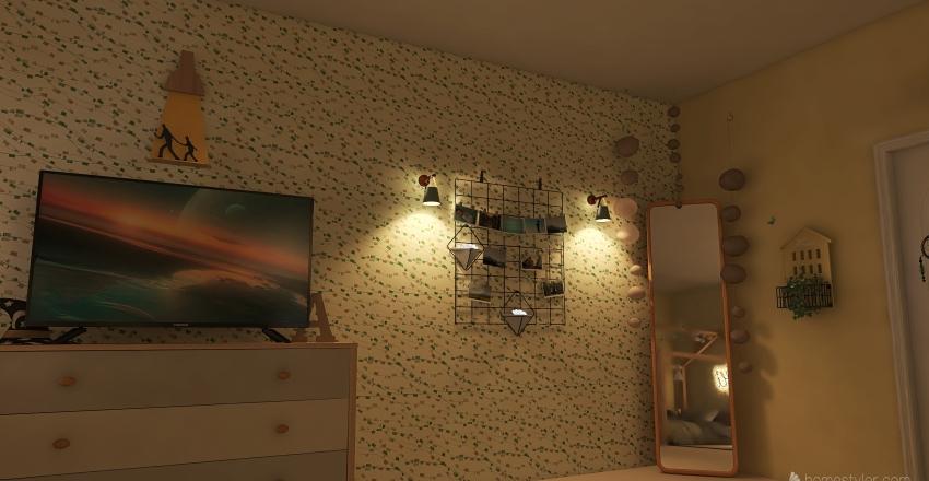 Idrk Interior Design Render