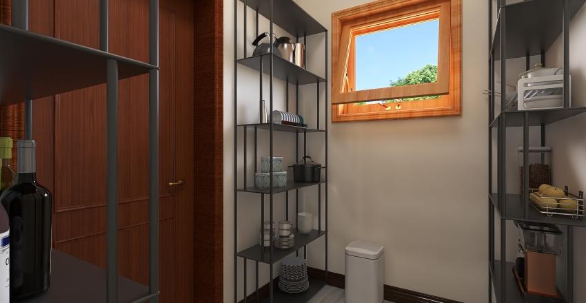 Casa Gregor 103 Interior Design Render