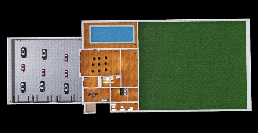 dream house by van Interior Design Render