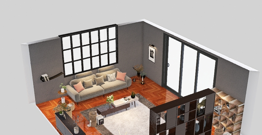 nothing :) Interior Design Render