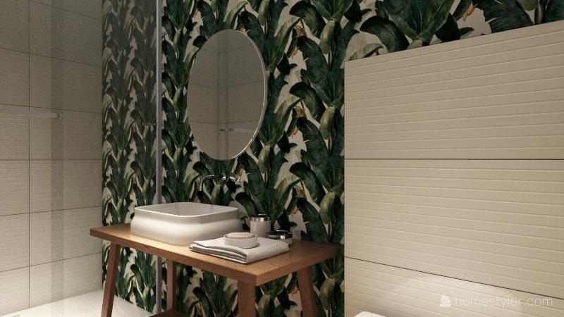 LUCA E FEDE Interior Design Render