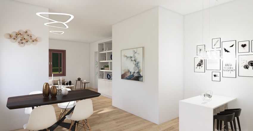 tommasina Interior Design Render