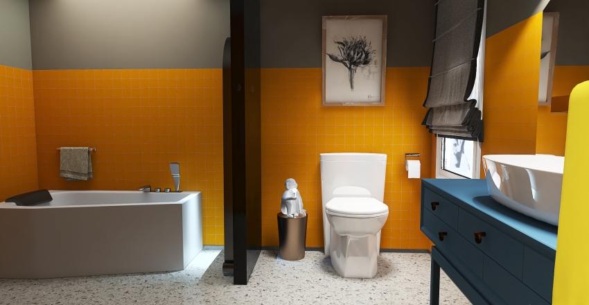 madi space2 Interior Design Render