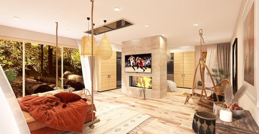 Bogho Interior Design Render