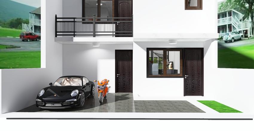 New Mezzanine Interior Design Render