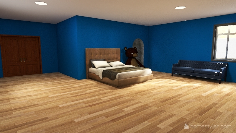 CJ Fire home no cap 🔥🔥🔥🔥🔥🔥🔥 Interior Design Render