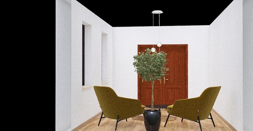 учебный проэкт Interior Design Render