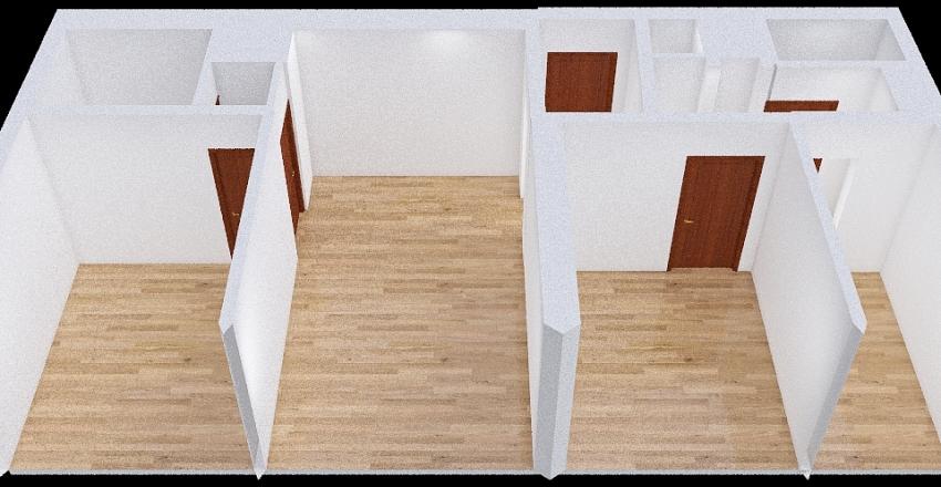 Andreea 1 Interior Design Render