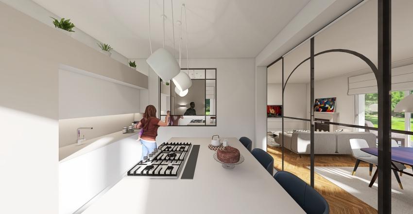 a-TA Design - Roma v.3 Interior Design Render