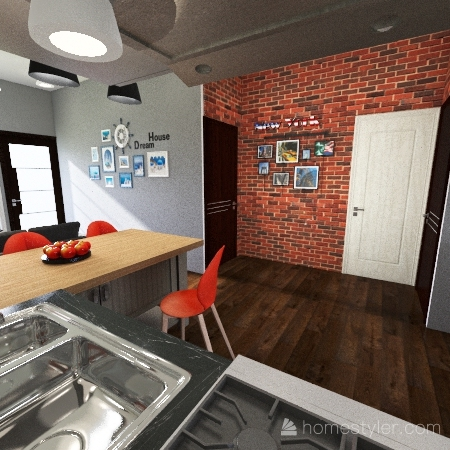 Lisangel2 Interior Design Render