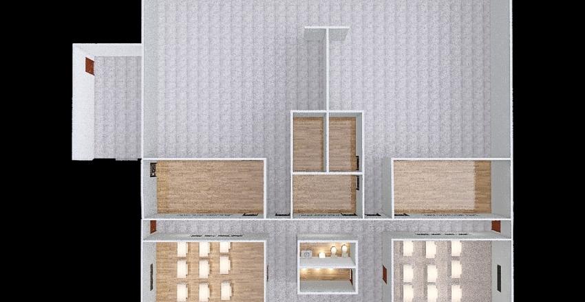 School Shop Plan B Interior Design Render