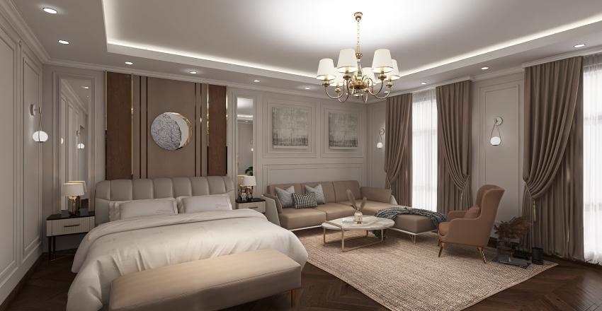villa abha-firstfloor Interior Design Render
