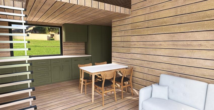 NaYa resort belis Interior Design Render