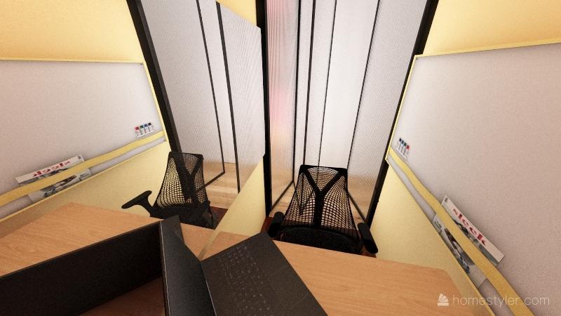 SMALL BATHROOM Interior Design Render