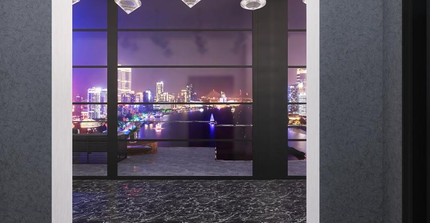 Stone Jungle #HSDA2020Residential Interior Design Render