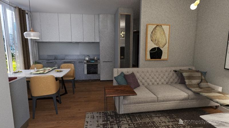 v2.1_САНУЗЕЛ3-1 Interior Design Render