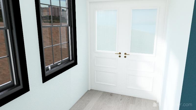 1706 House Interior Design Render