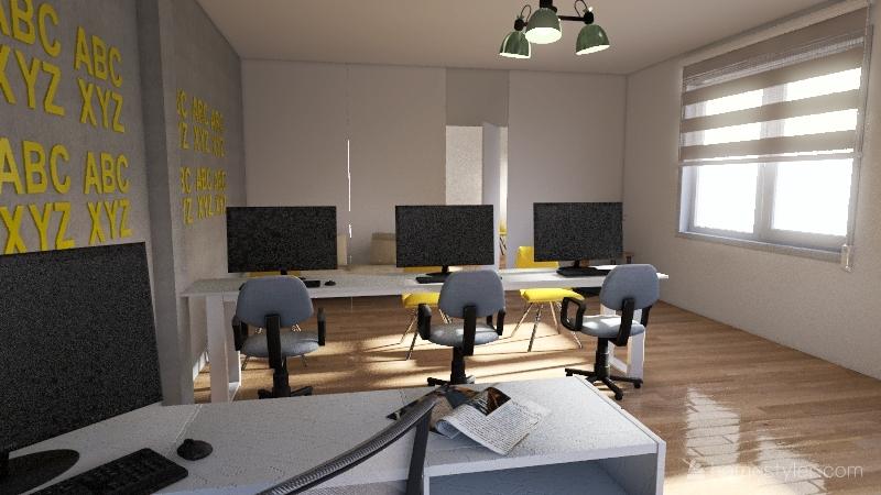 Copy of Revisao Integra Op2 Interior Design Render