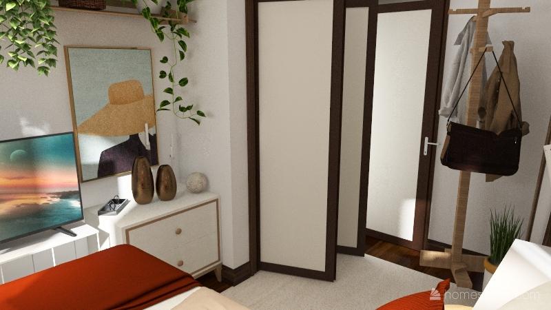 Manpaddy Heim 203 Interior Design Render