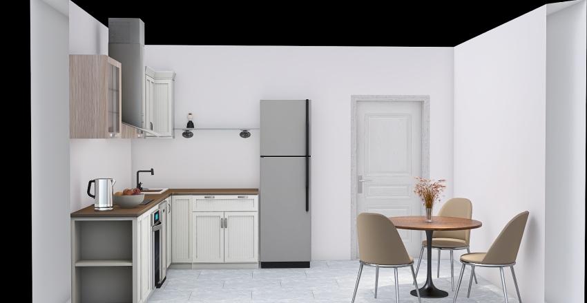 Copy of kitchen_copy Interior Design Render
