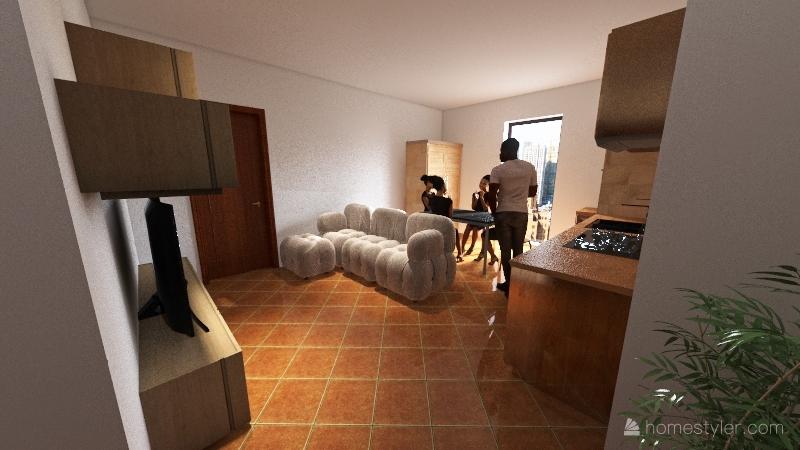 Casa Nostra Progetto ok Interior Design Render