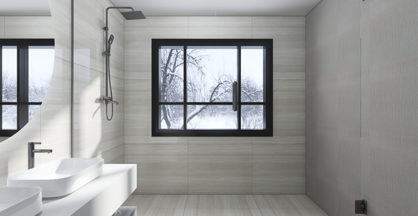 BATHROOM W Interior Design Render