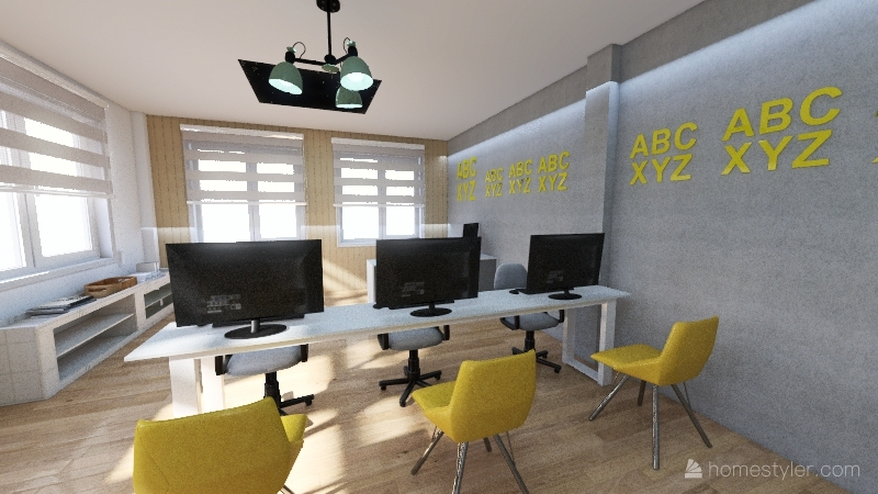 Revisao Integra Op1 Interior Design Render