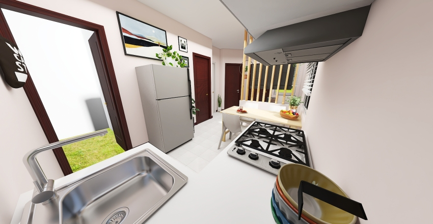 Rosmont Interior Design Render