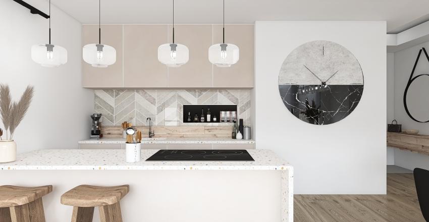 | New York Apartament | 2021 | Interior Design Render